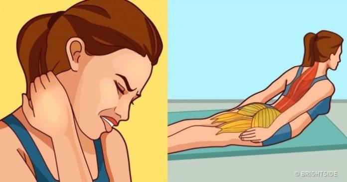 7 dolog, amit tudnod kell, ha háti és nyaki fájdalmaid vannak a rossz testtartás miatt