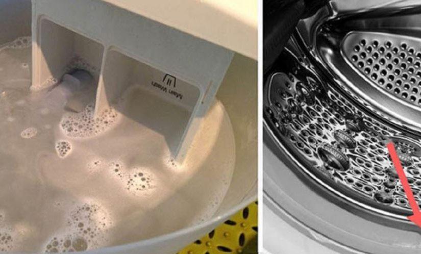 A mosógépszerelőtől megtudtam, mivel tisztítja saját mosógépét! Kipróbáltam és nekem is bevált: