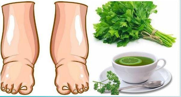 Végre itt ez a tea, ami már pár nap alatt hatékonyan enyhítheti a lábdagadást: